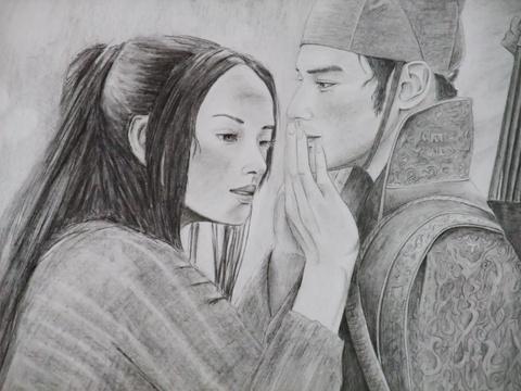 Takeshi Kaneshiro, Zhang Ziyi by althea
